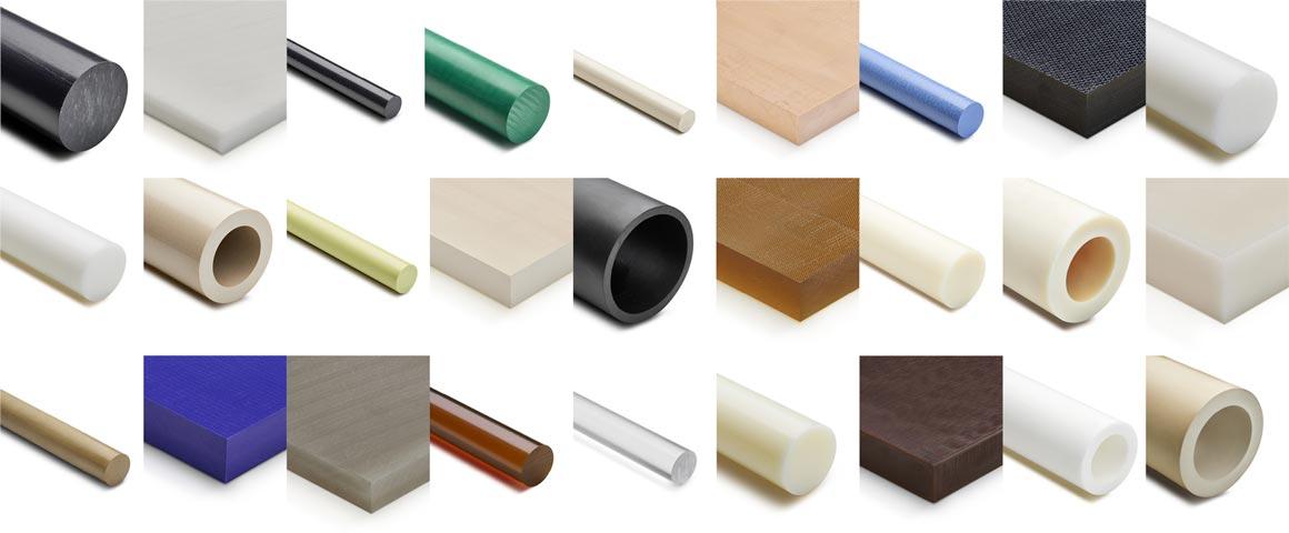 Các loại nhựa Peek chịu nhiệt độ cao