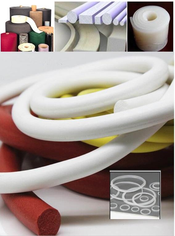 Các loại gioăng cao su silicone