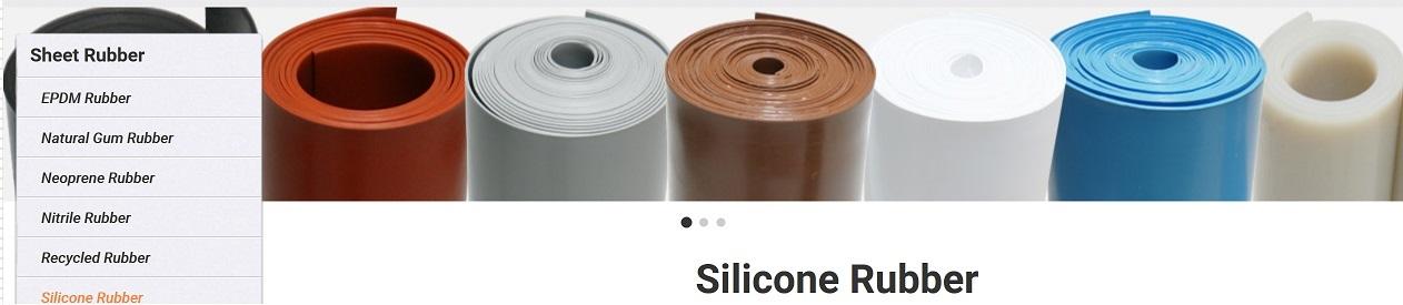 Cao su silicone chịu nhiệt